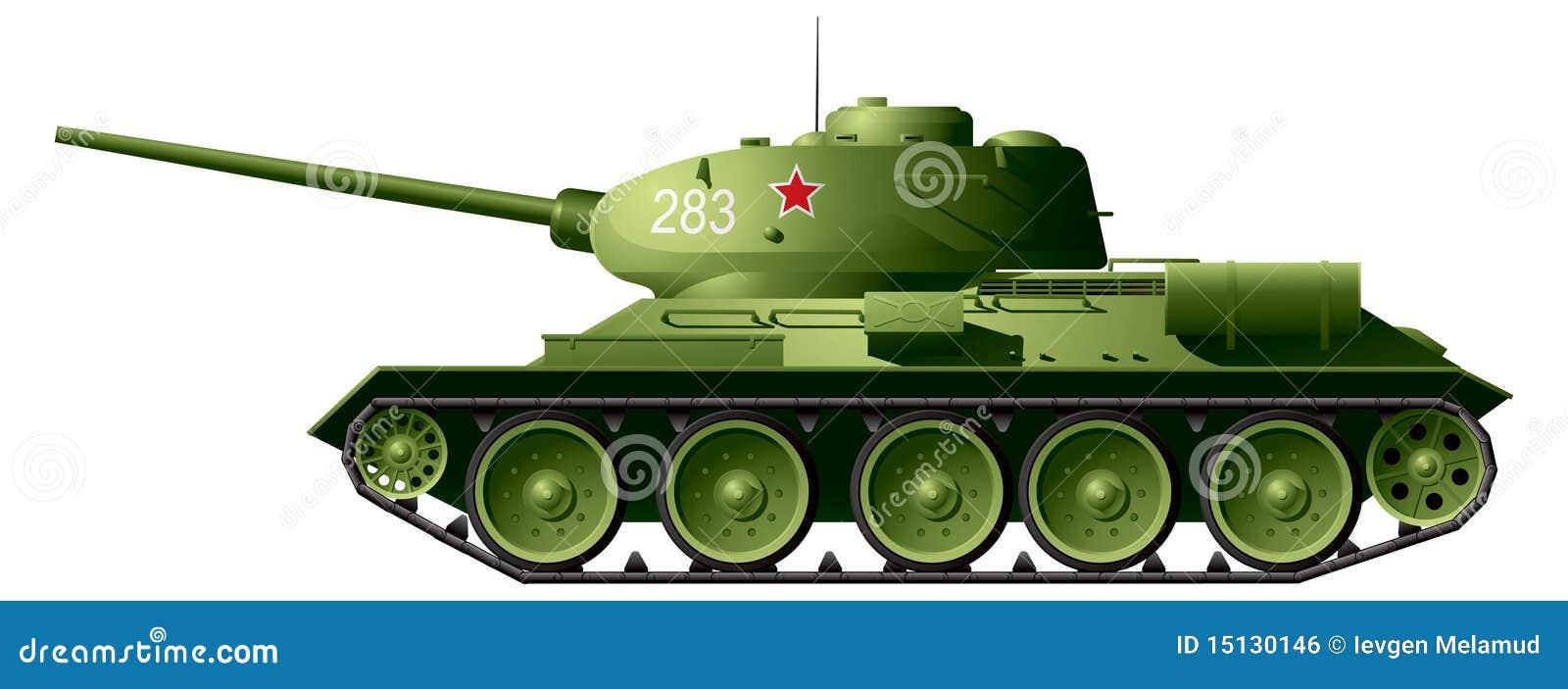 Serbatoio T-34