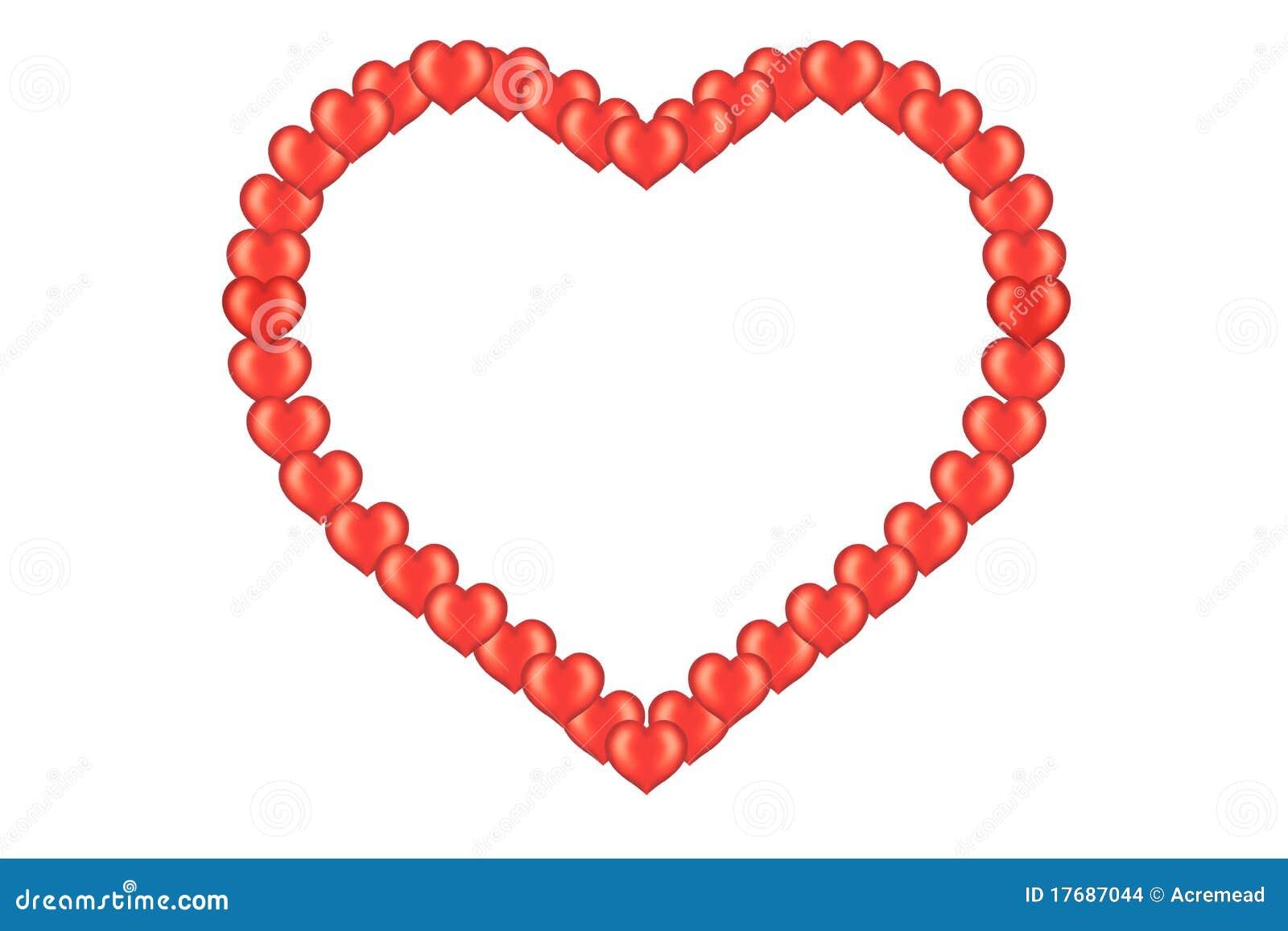 Serca karciany valentine s