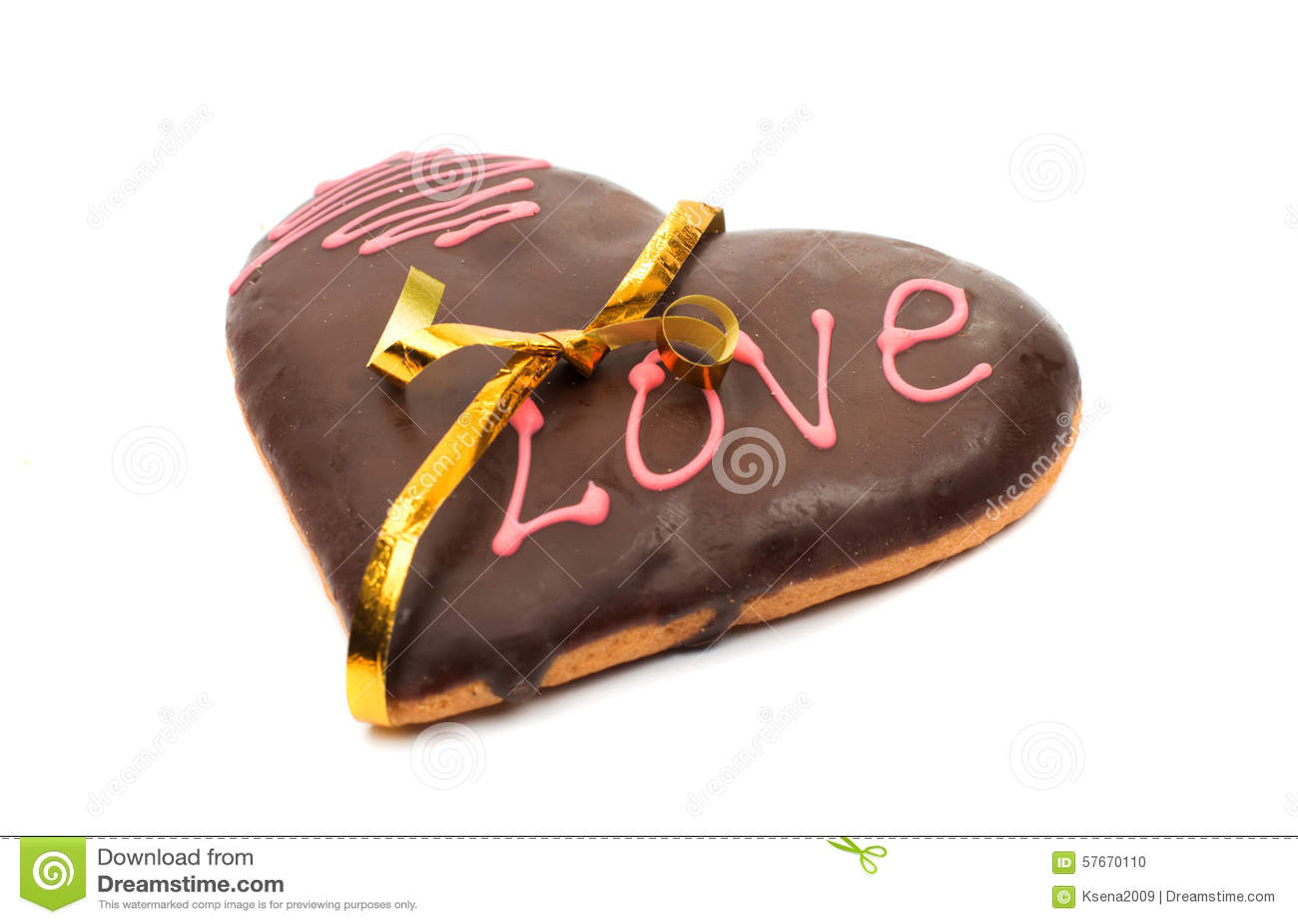 Serca oszronieje ciastka