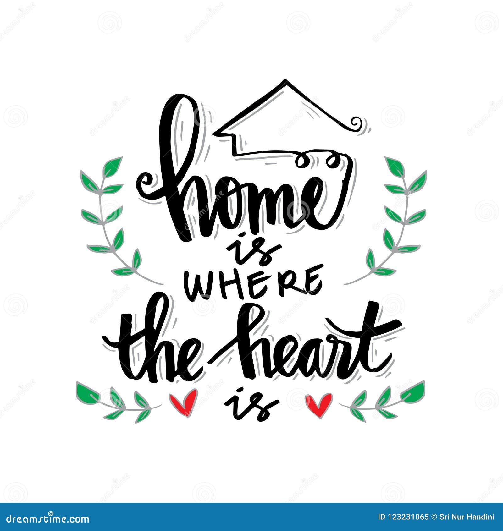 Serce domu