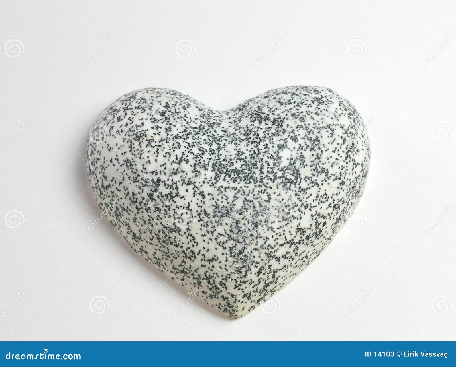 Serce kamień