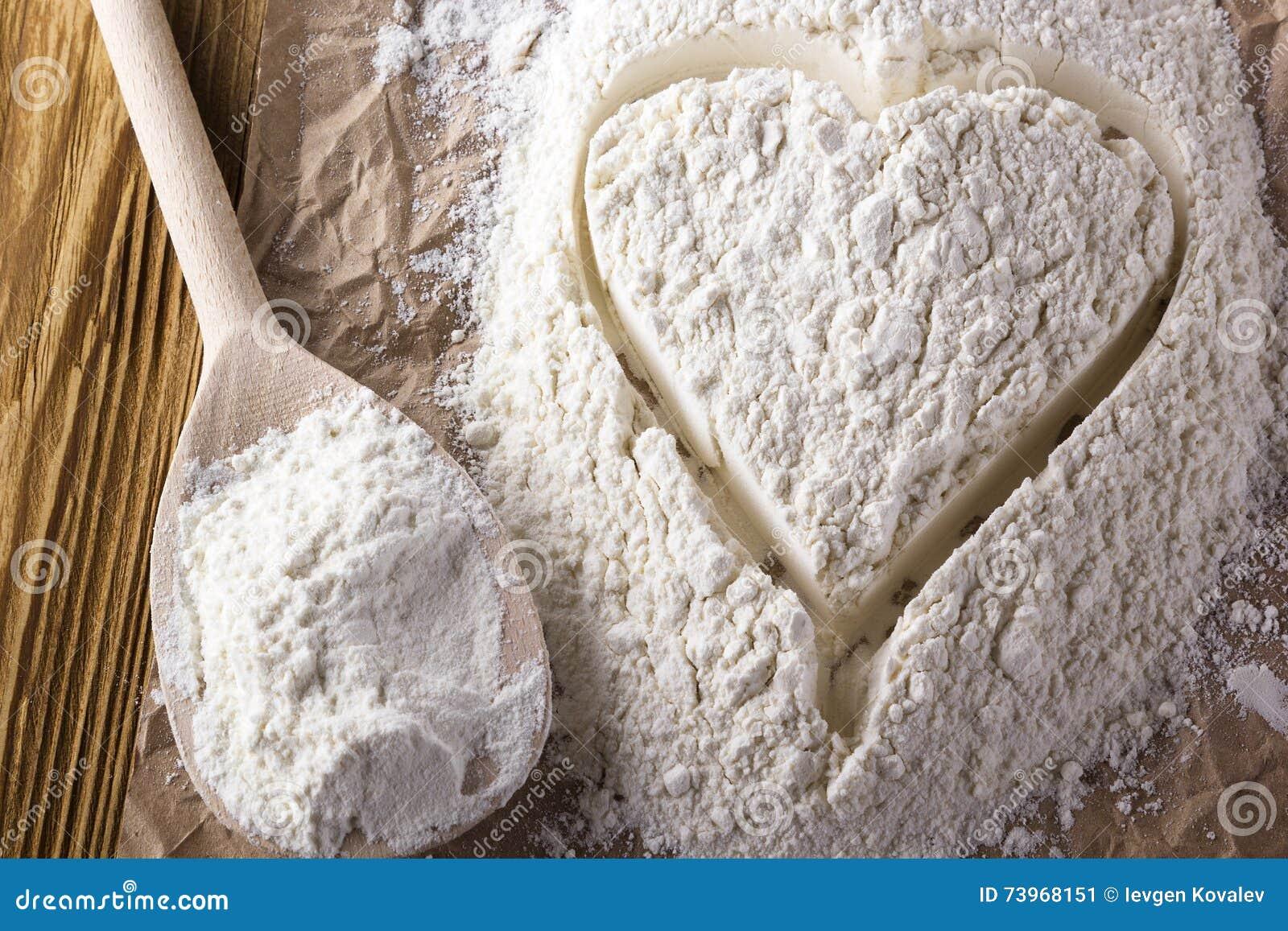 Serce mąka