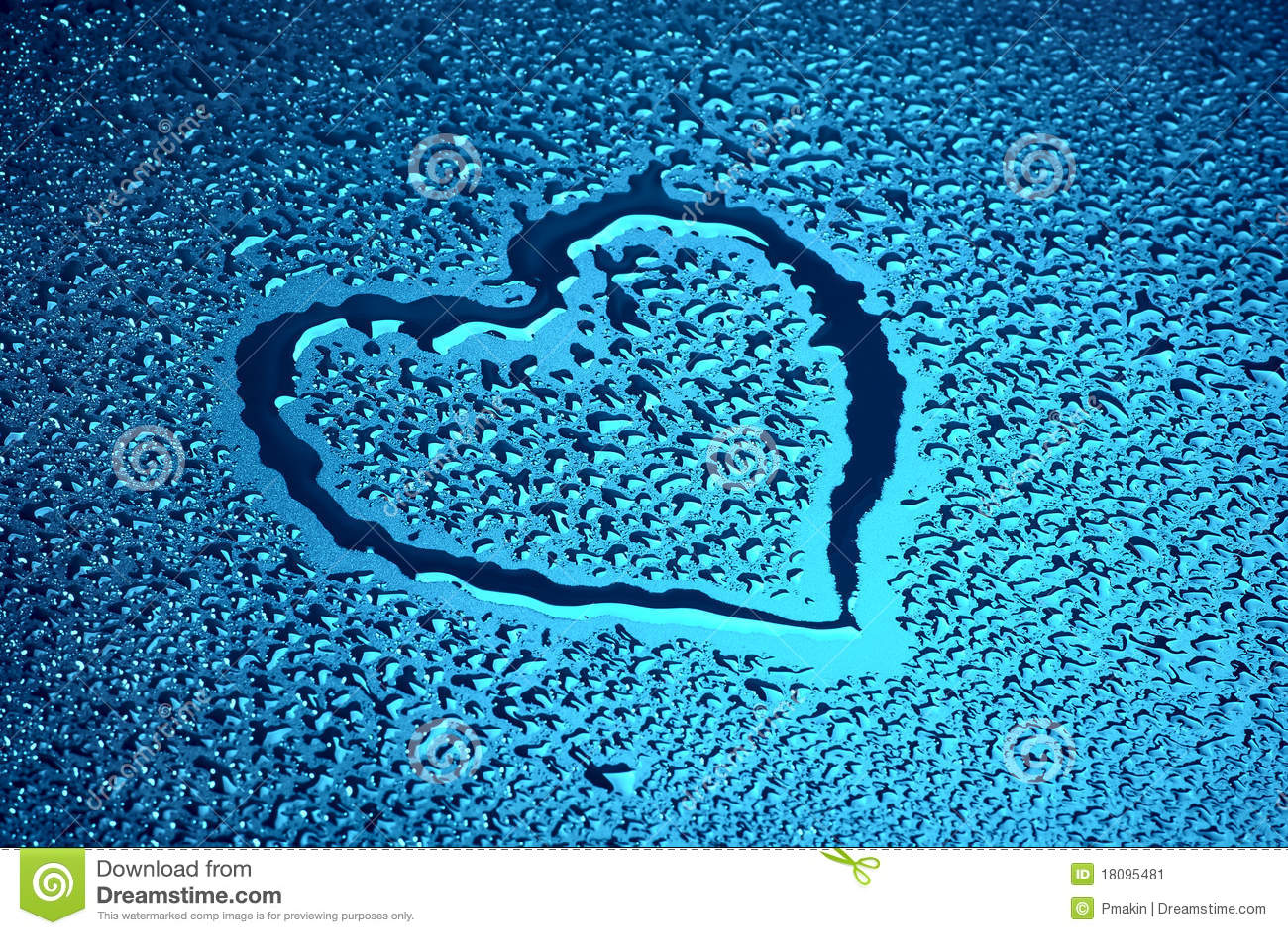 Serce mokry
