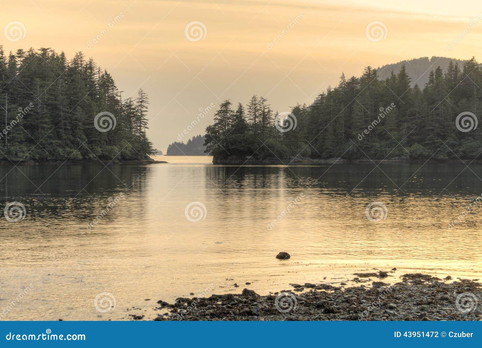 Serene Alaskan-inham