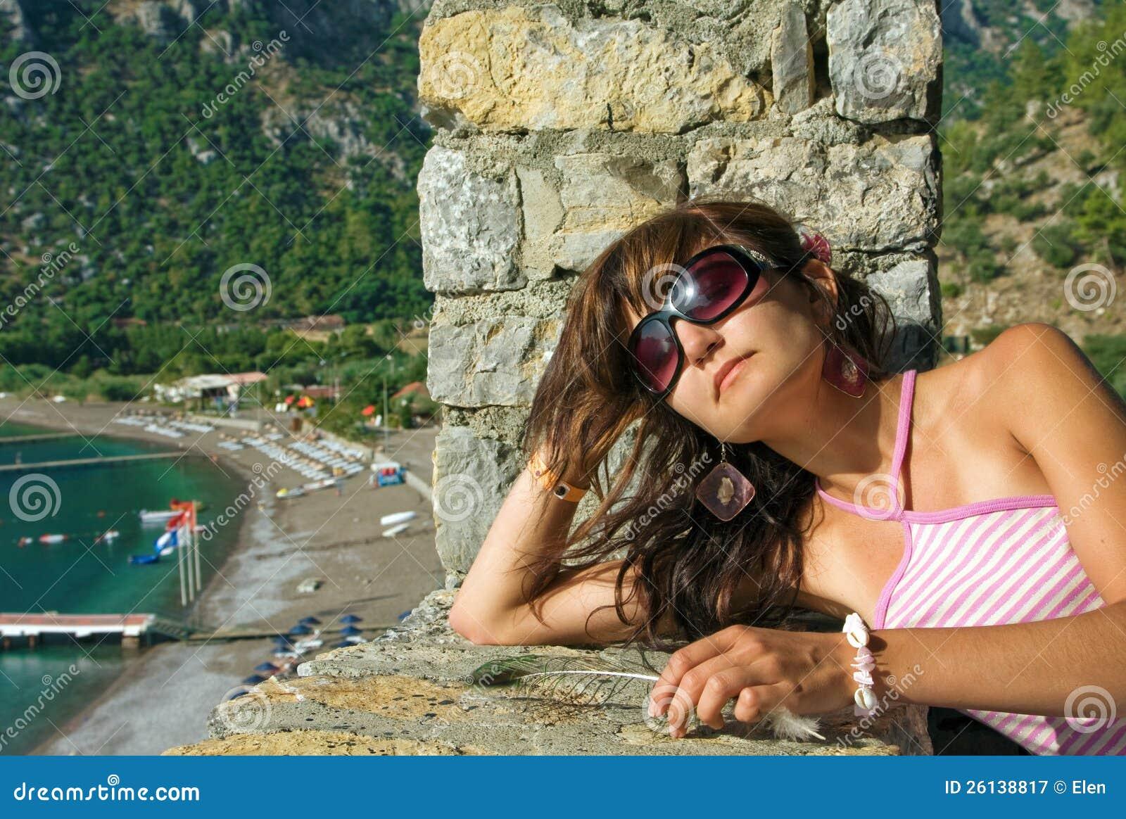 Фото русских девушек в турции 21 фотография