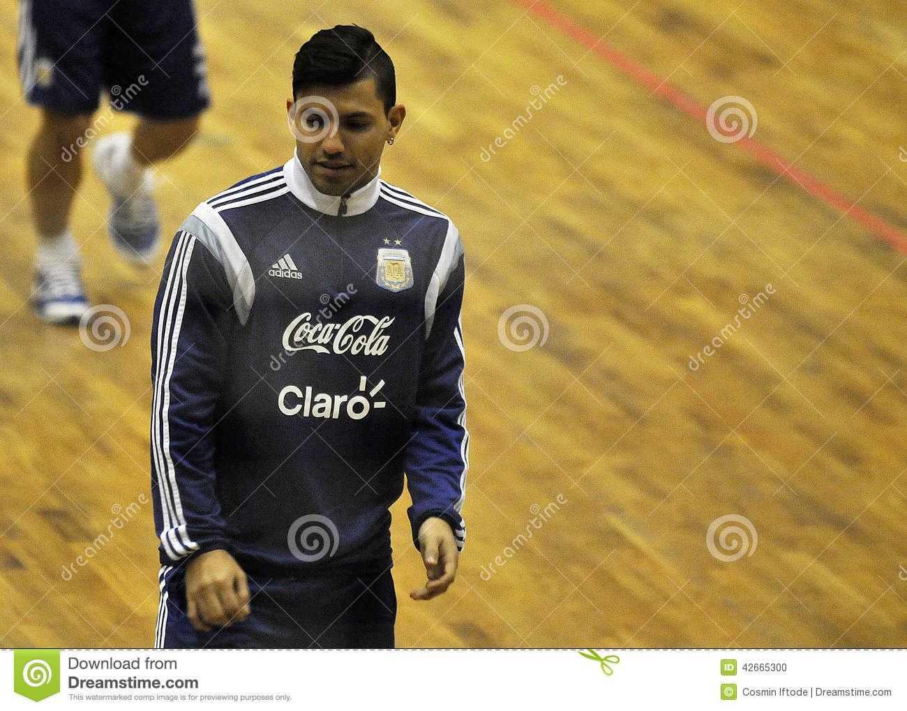 Sergio Kun Aguero Editorial Image. Image Of National