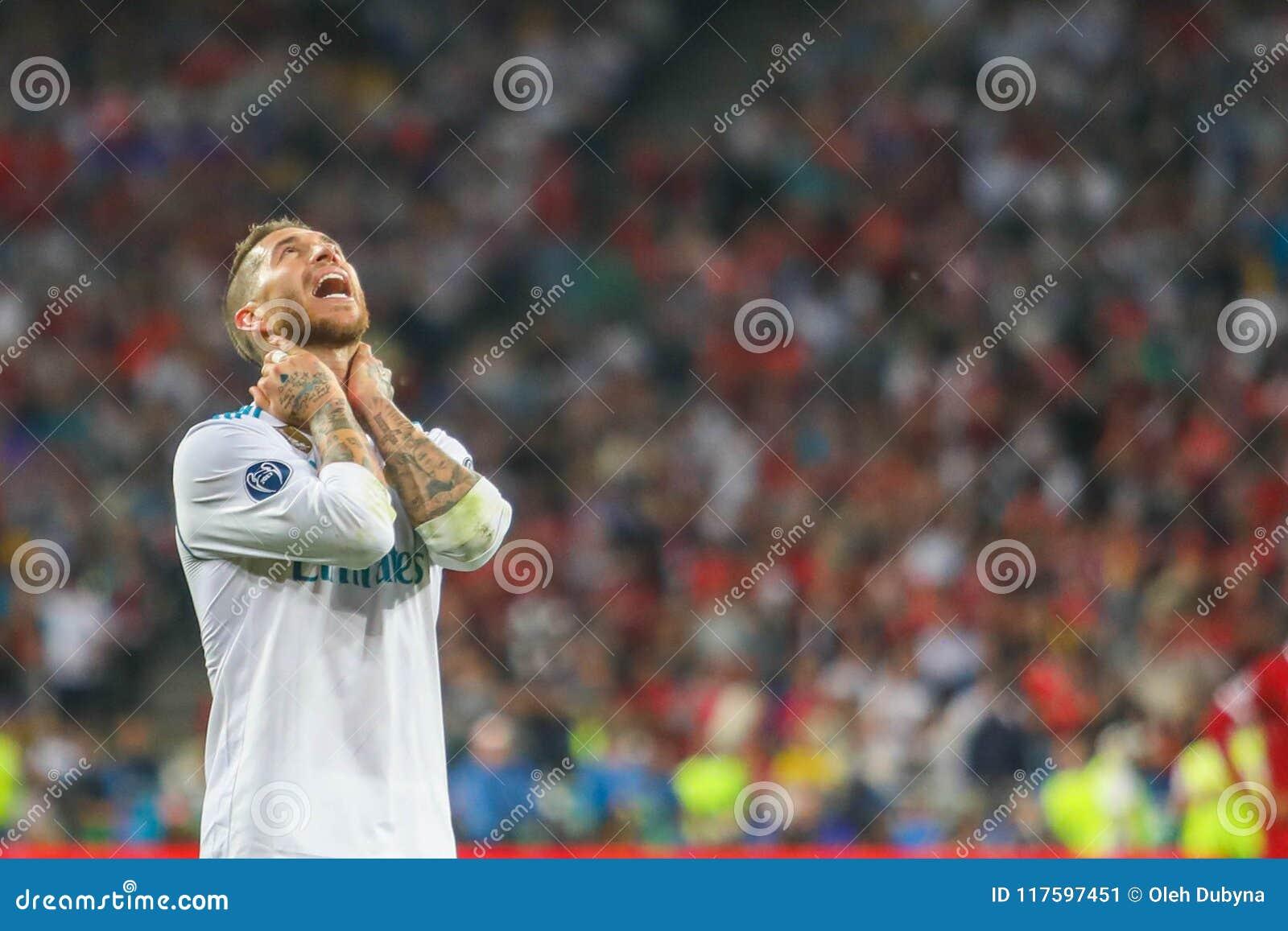 Sergio Ramos futbol