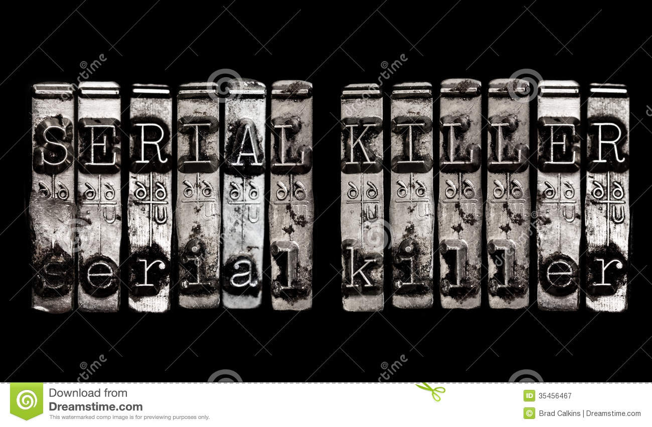 an examination of the notion of serial killings This analysis focuses on selected serial killer cases in which the killer   kaczynski fits the broad definition of a serial killer – an individual who kills  repeatedly.