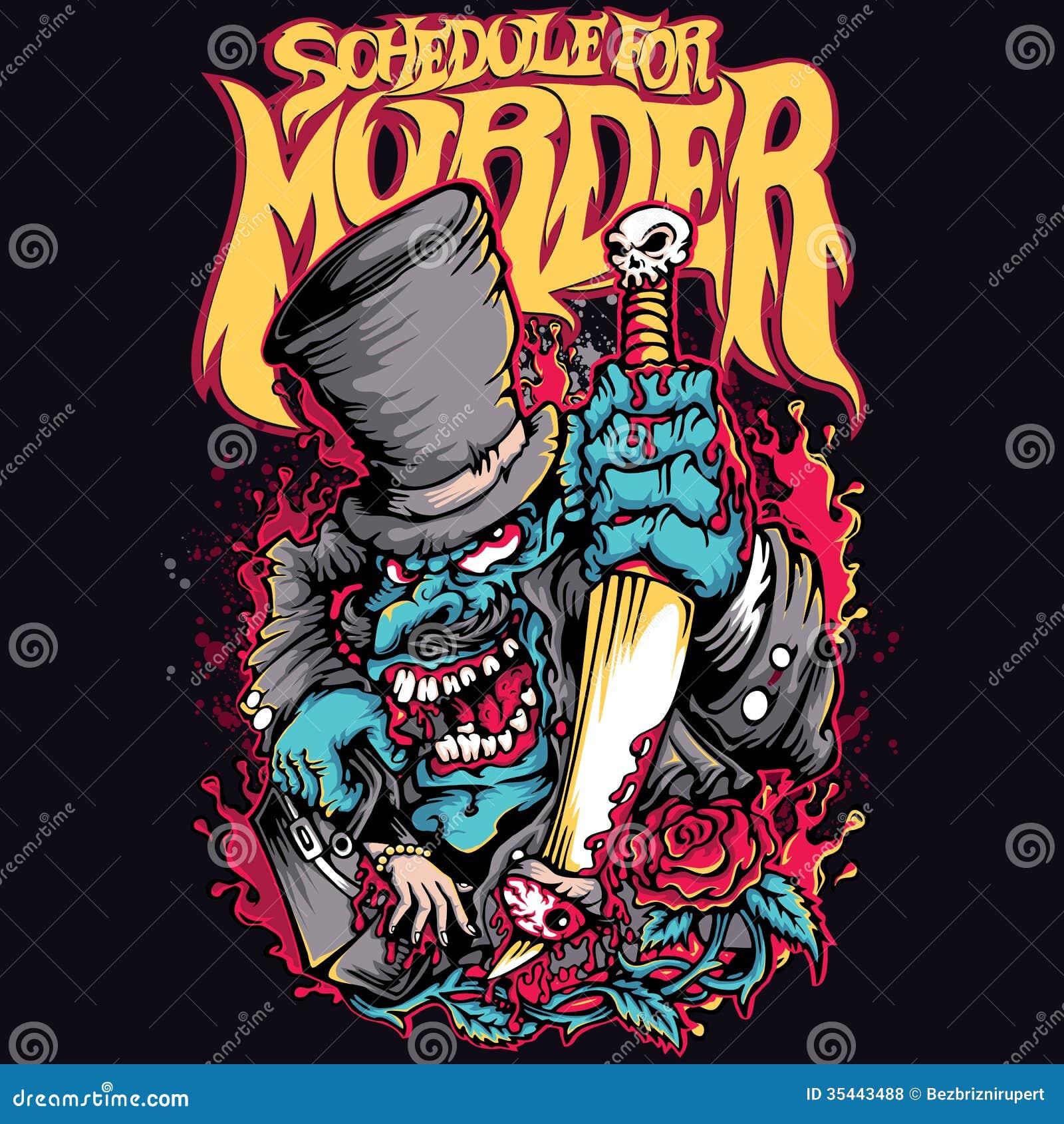 Free poster design and print - Killer