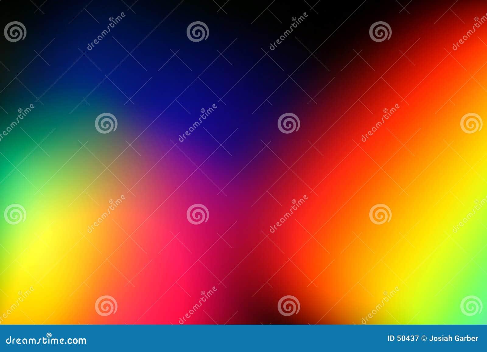 Serie #3 del arco iris