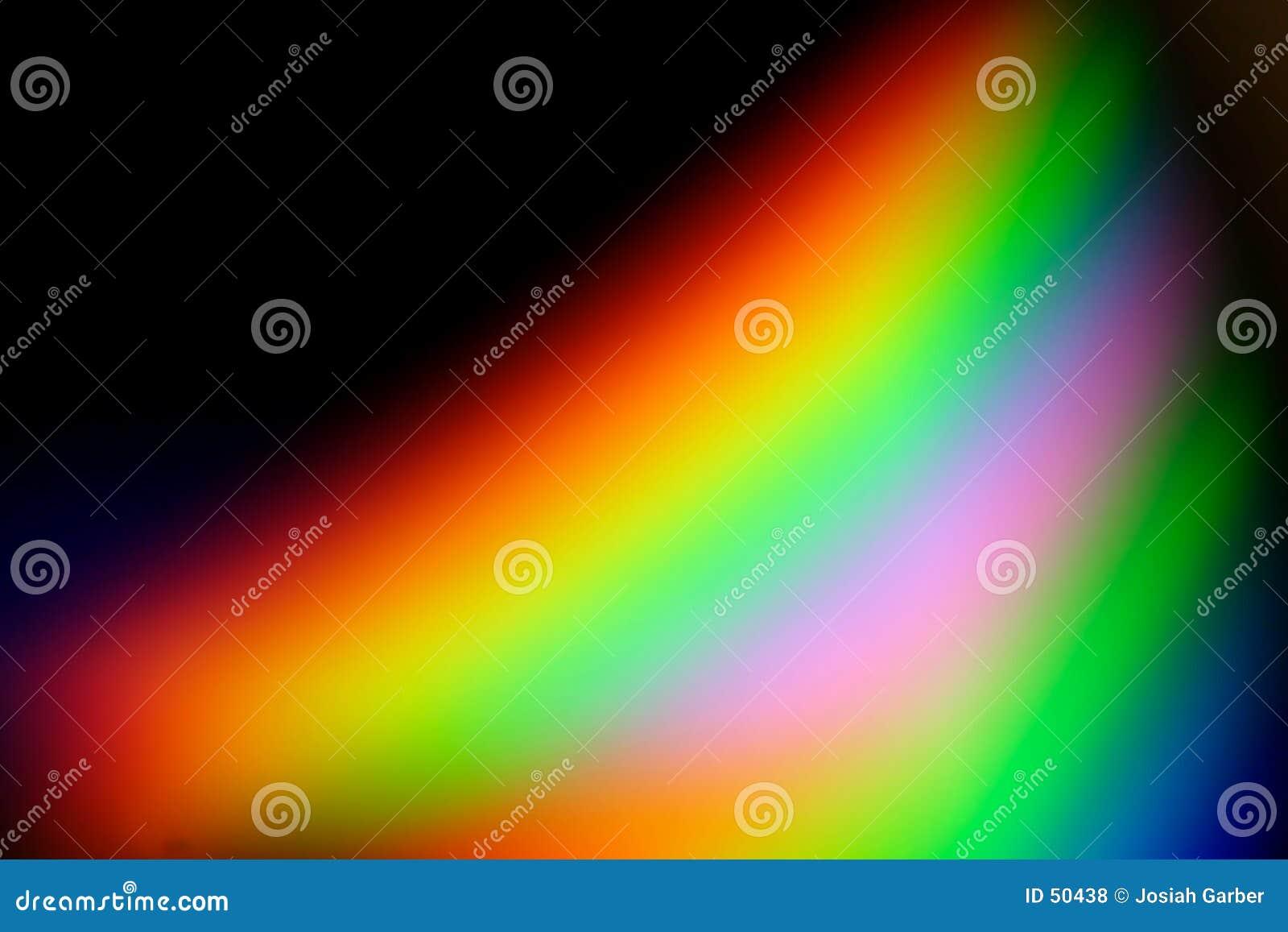 Serie #4 del arco iris