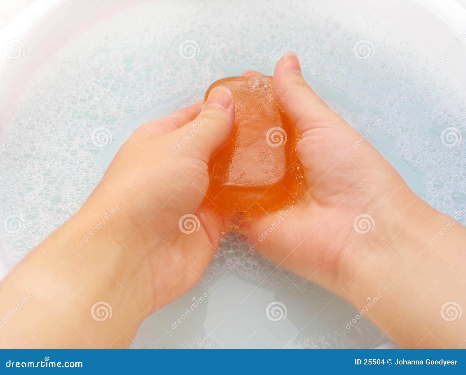 Serie 5 del jabón
