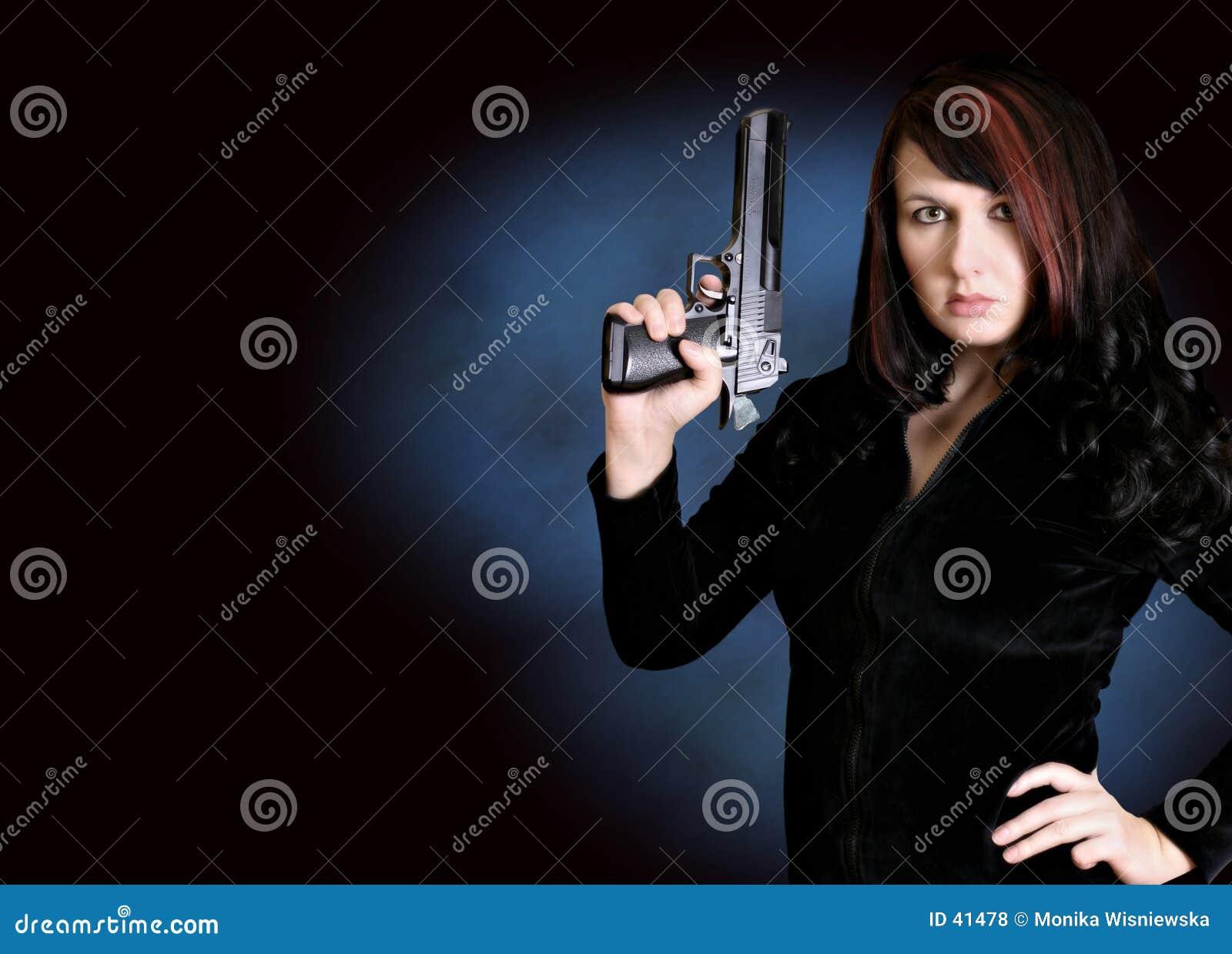 Download Serie Del Arma - Invencible Foto de archivo - Imagen de pistolas, arma: 41478