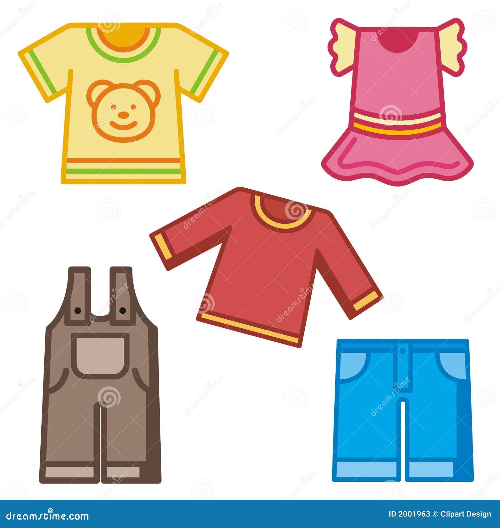 Serie del icono del bebé y de los cabritos