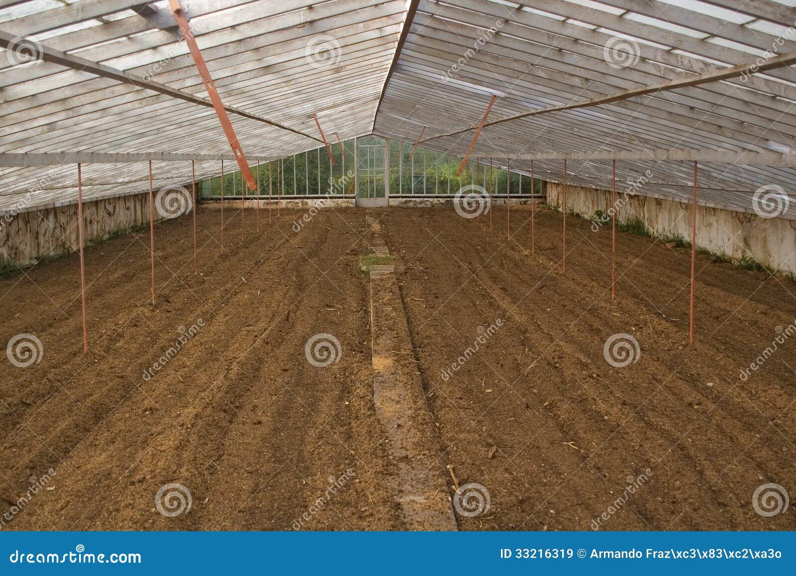 suelo invernadero