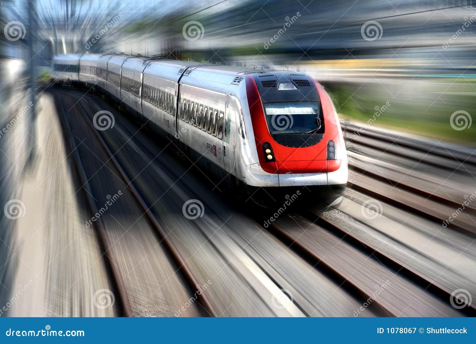 Serie del tren
