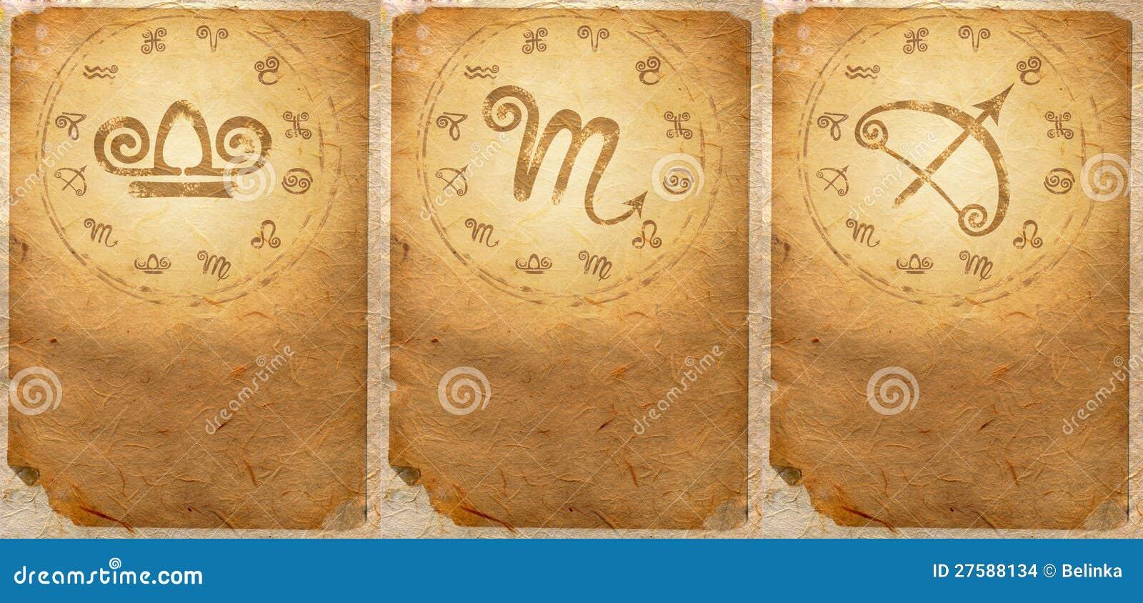 Serie del zodiaco