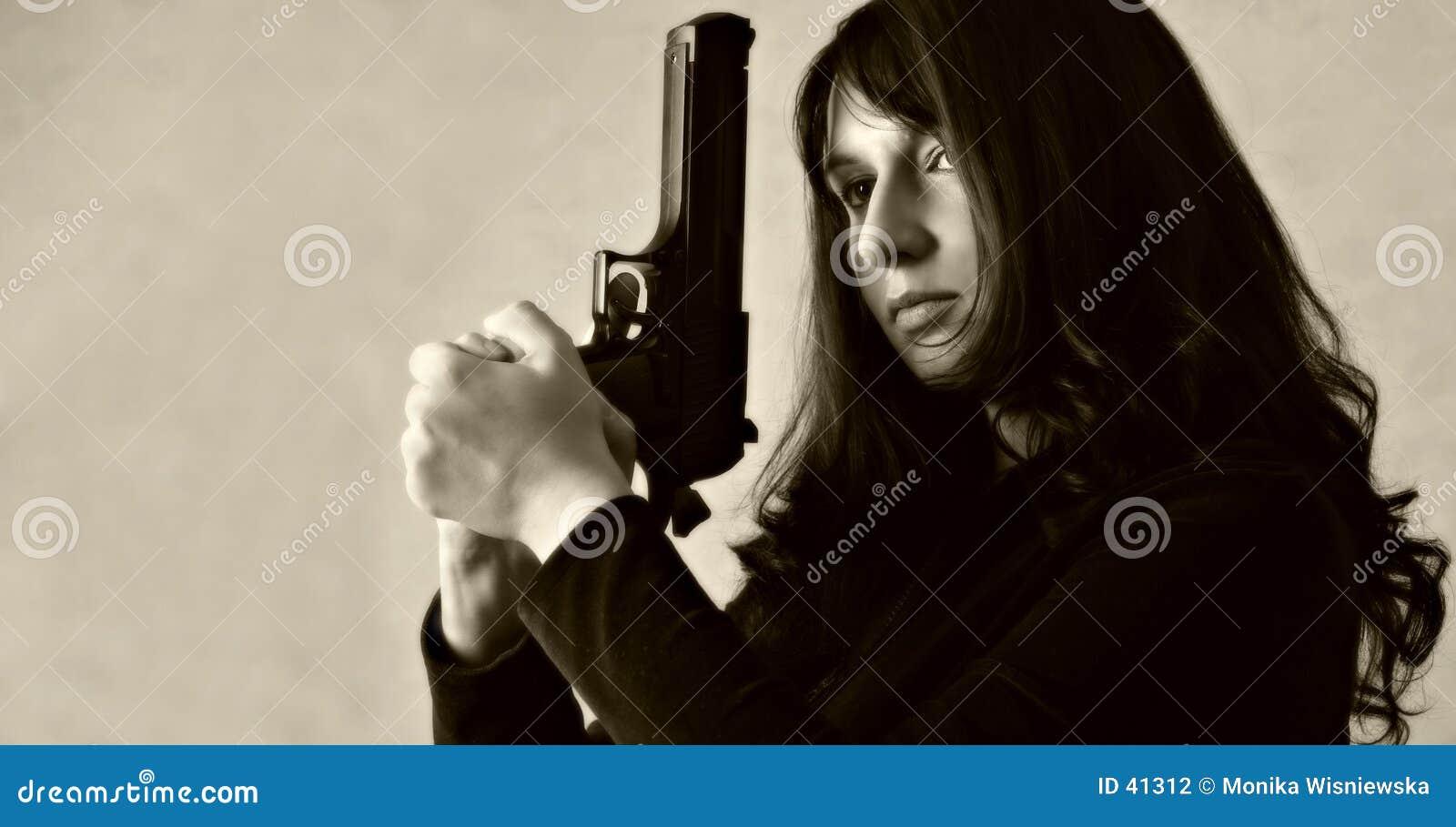 Serie della pistola - gioco con me