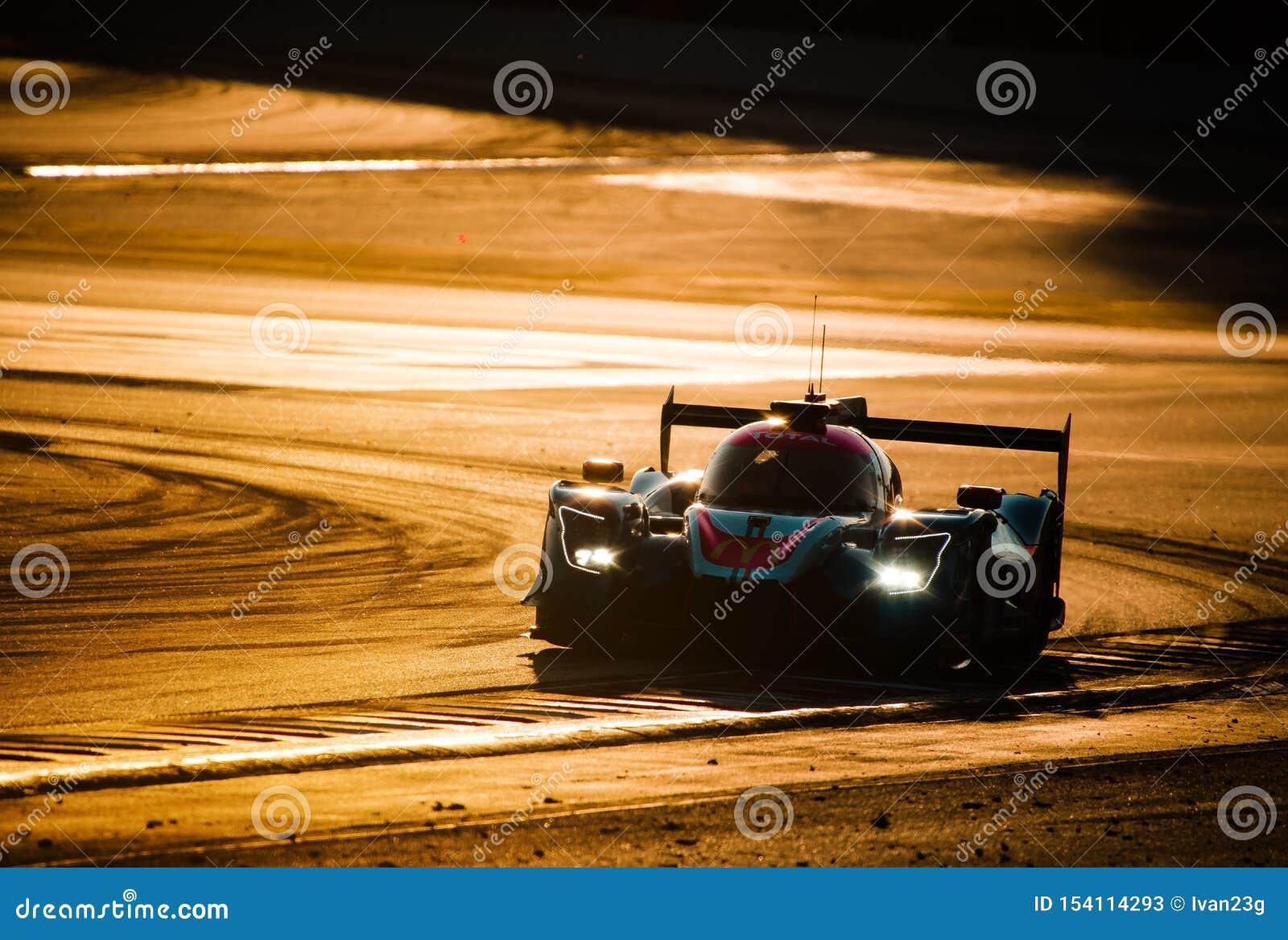 Serie di Le Mans dell europeo - 4Hours di Barcellona