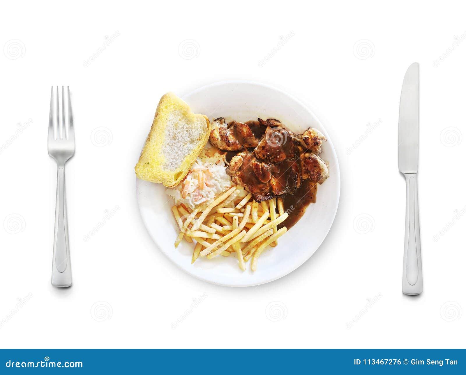 Serie occidentale dell alimento