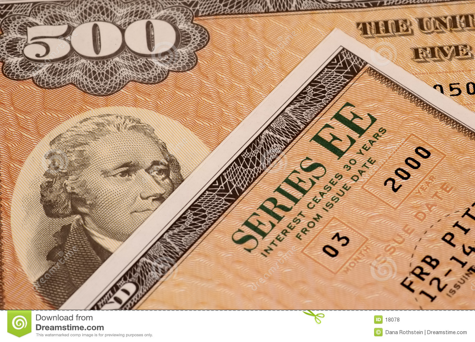 Series EE Saving Bonds