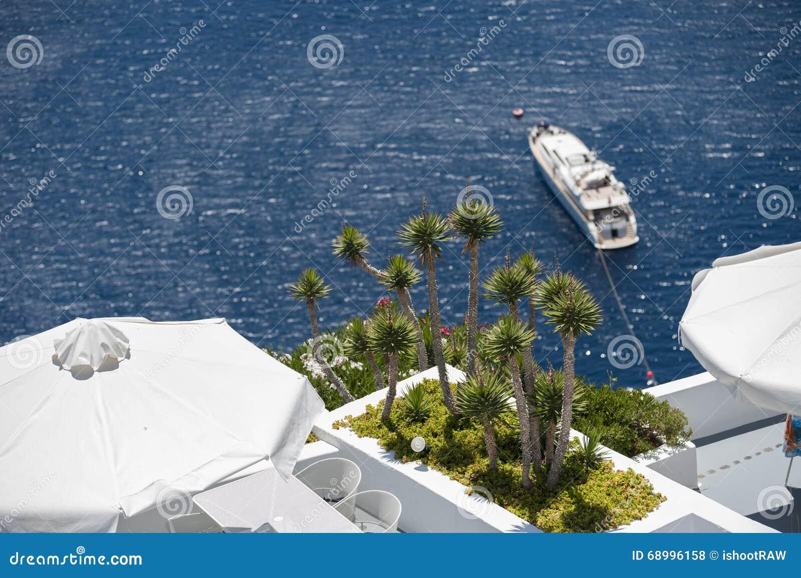 Series of Santorini Greece