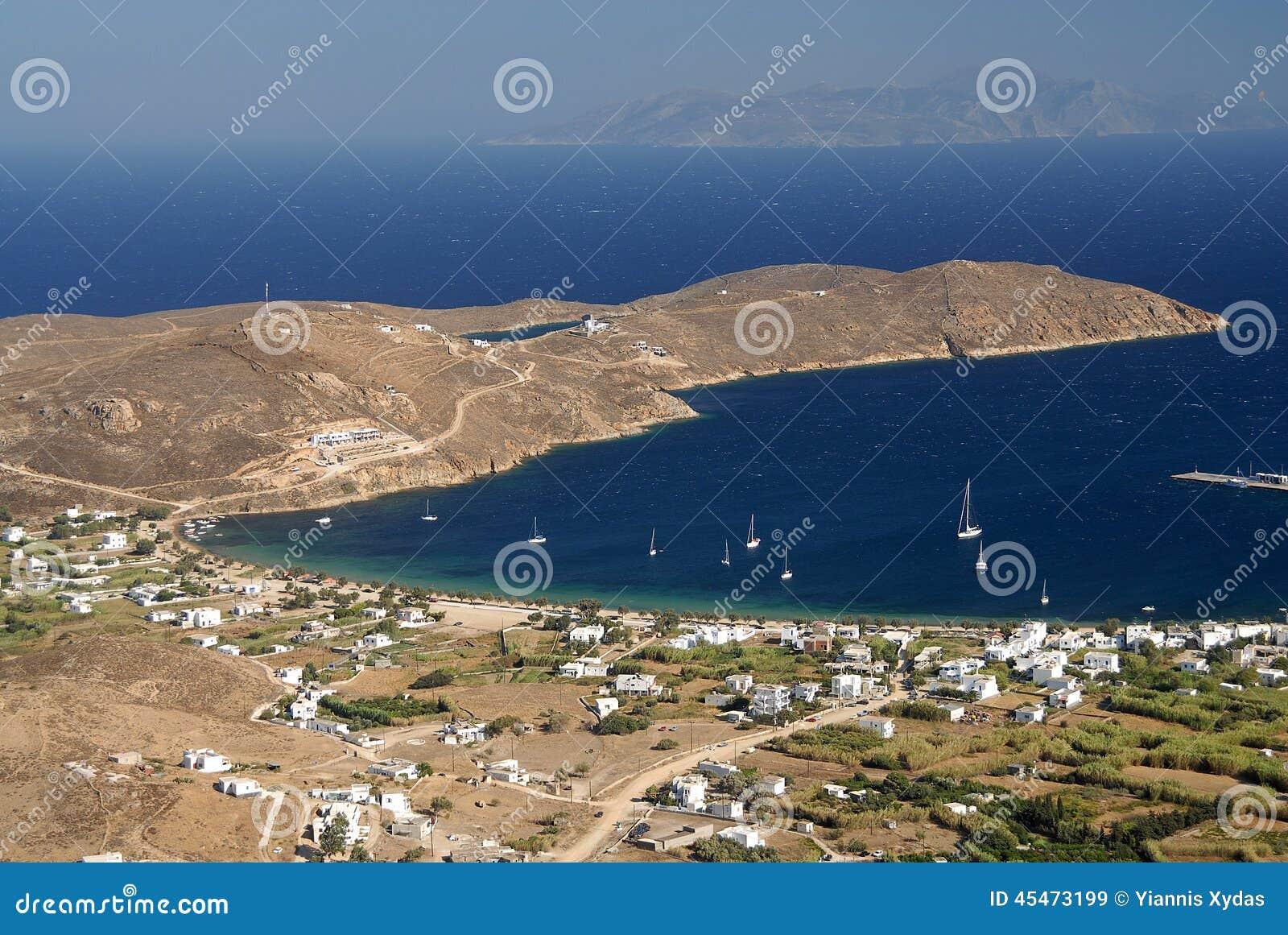 Serifo-Cicladi, Grecia