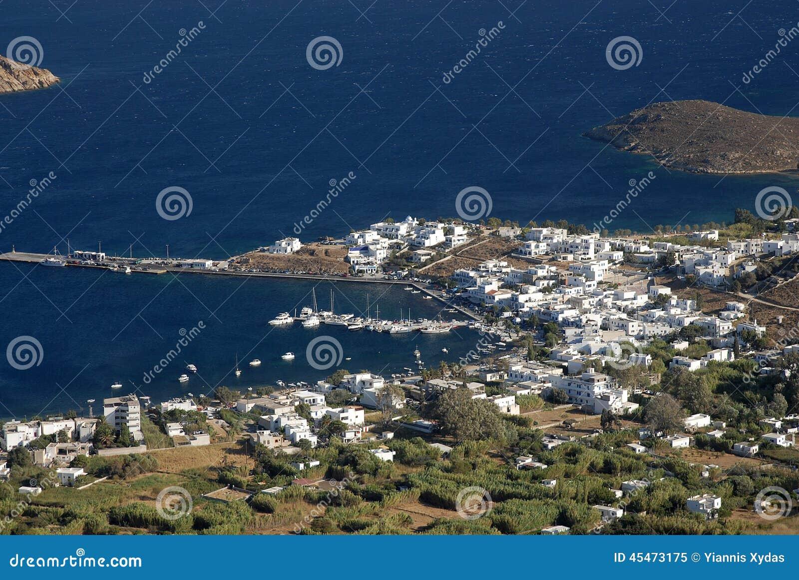 Serifos-Cícladas, Grecia