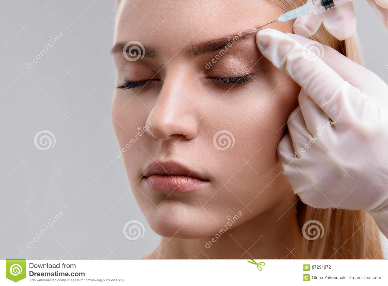 How does a person rejuvenate Botox