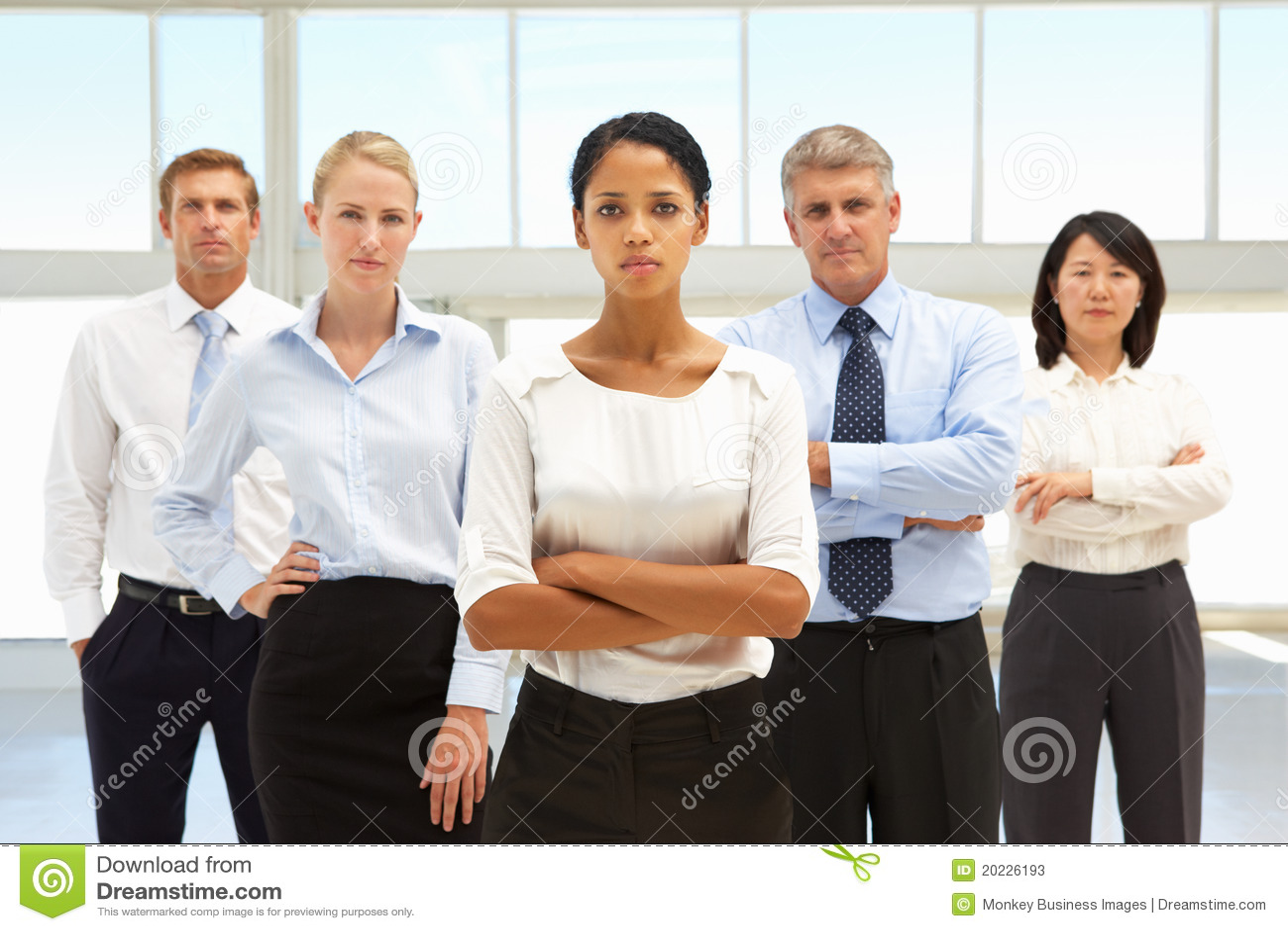 Serious Business People Stock Photos Image 20226193