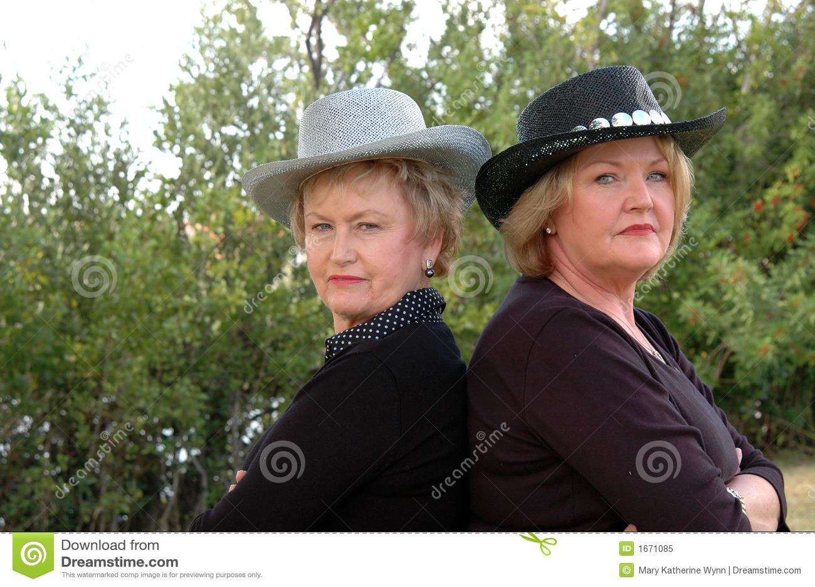 Mature country women
