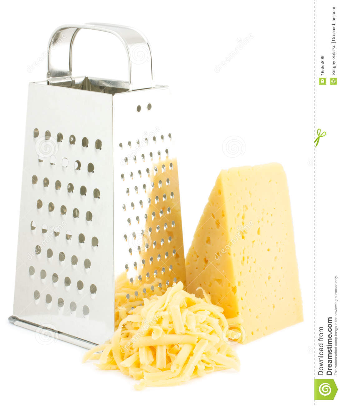 Serowy grater