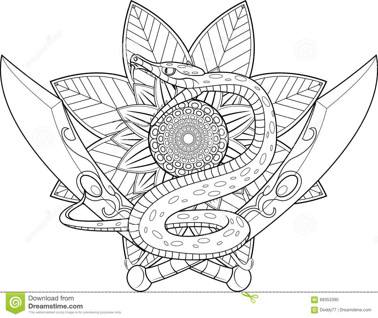 Line Art Therapy Pictures To Pin On Pinterest