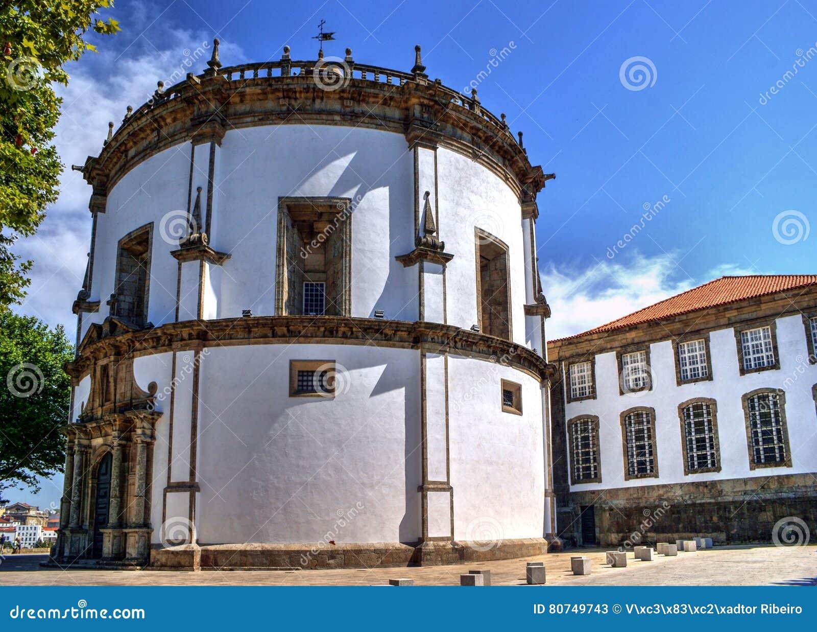 Serra do pilar monastery in Vila Nova de Gaia