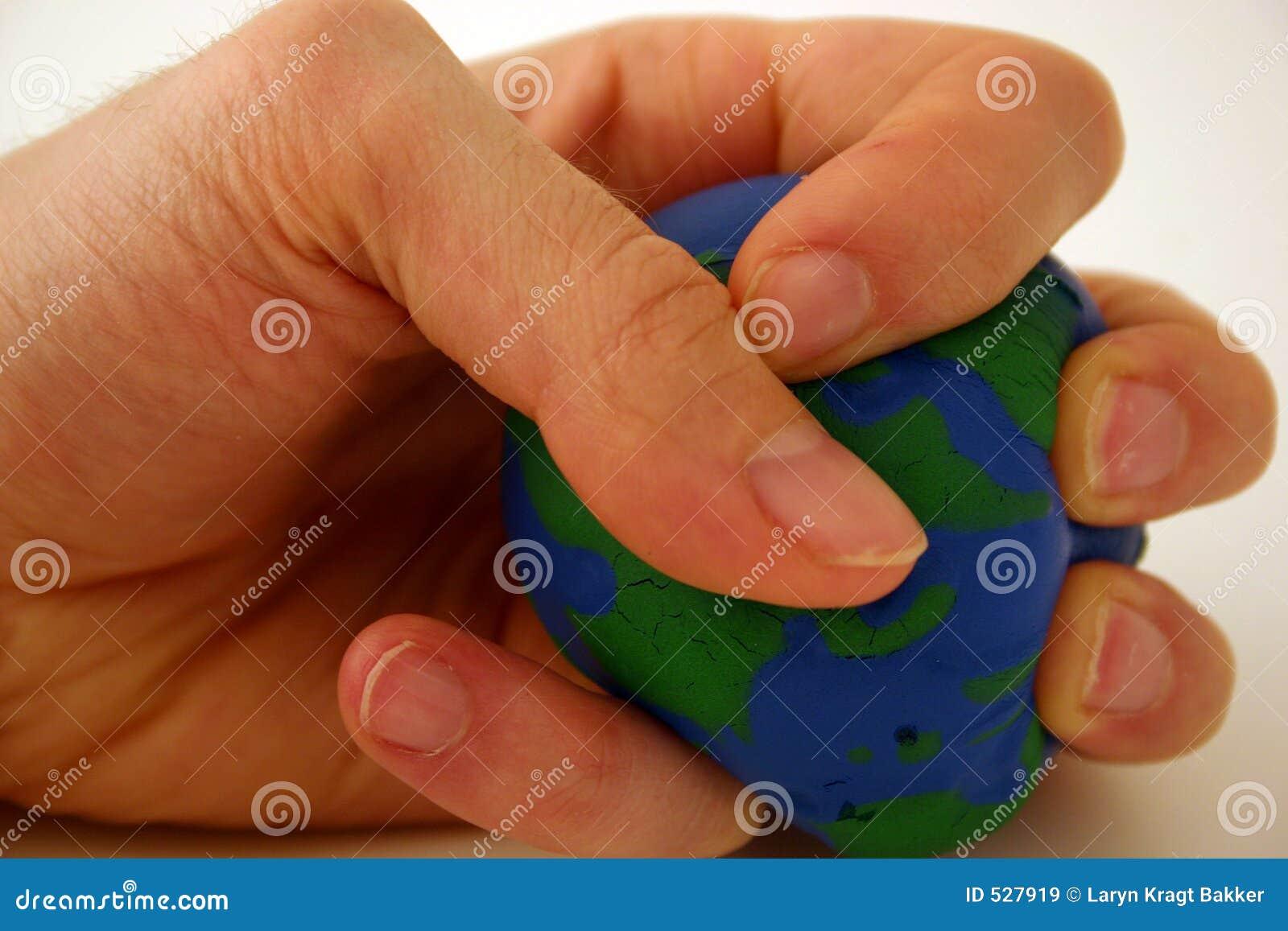 Serrage de la métaphore de la terre