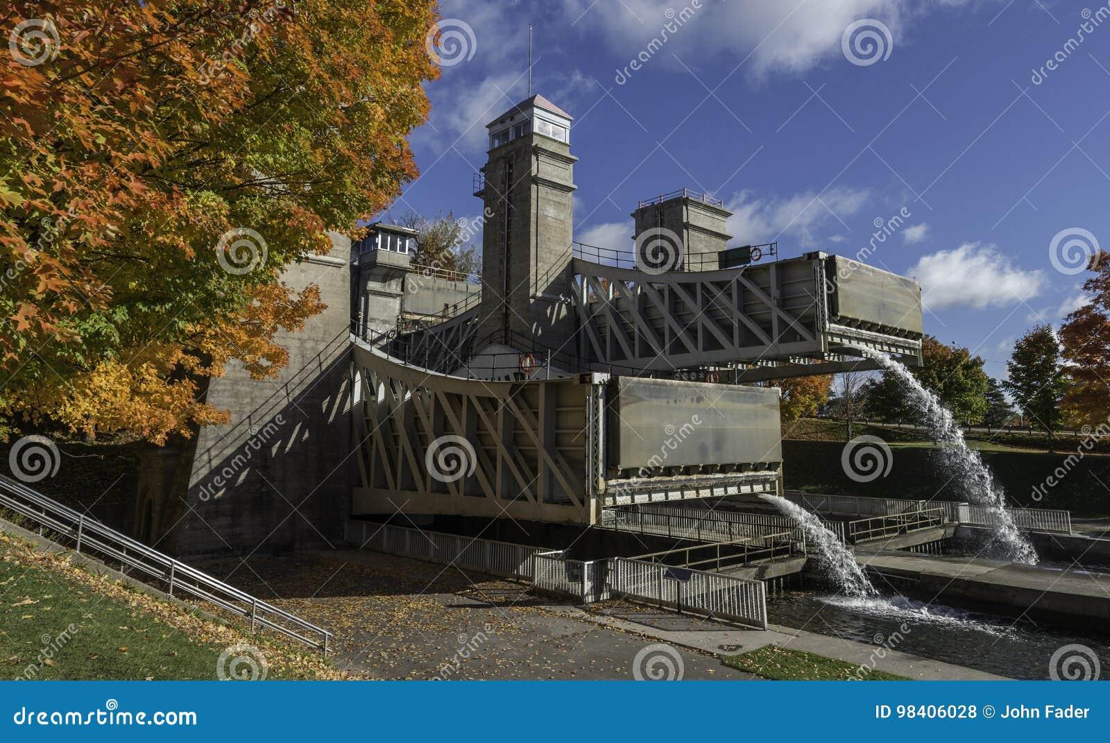 Serratura dell ascensore di Peterborough