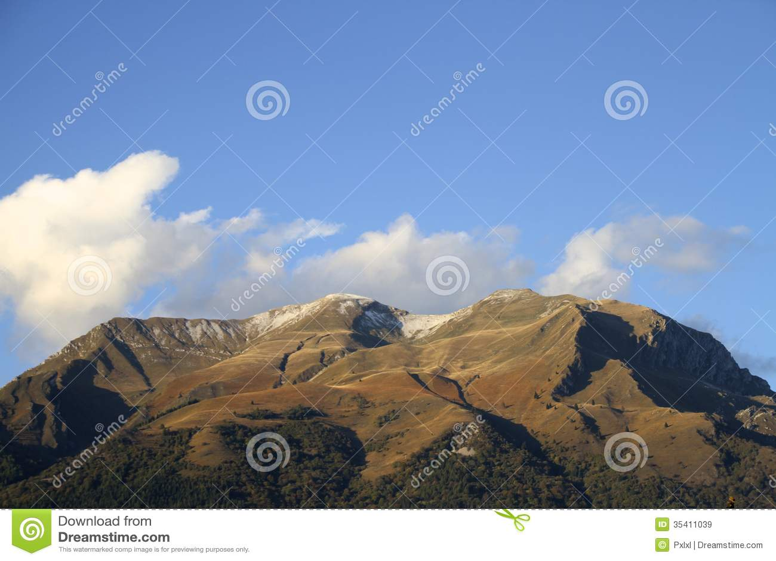 Serva mounain w Belluno