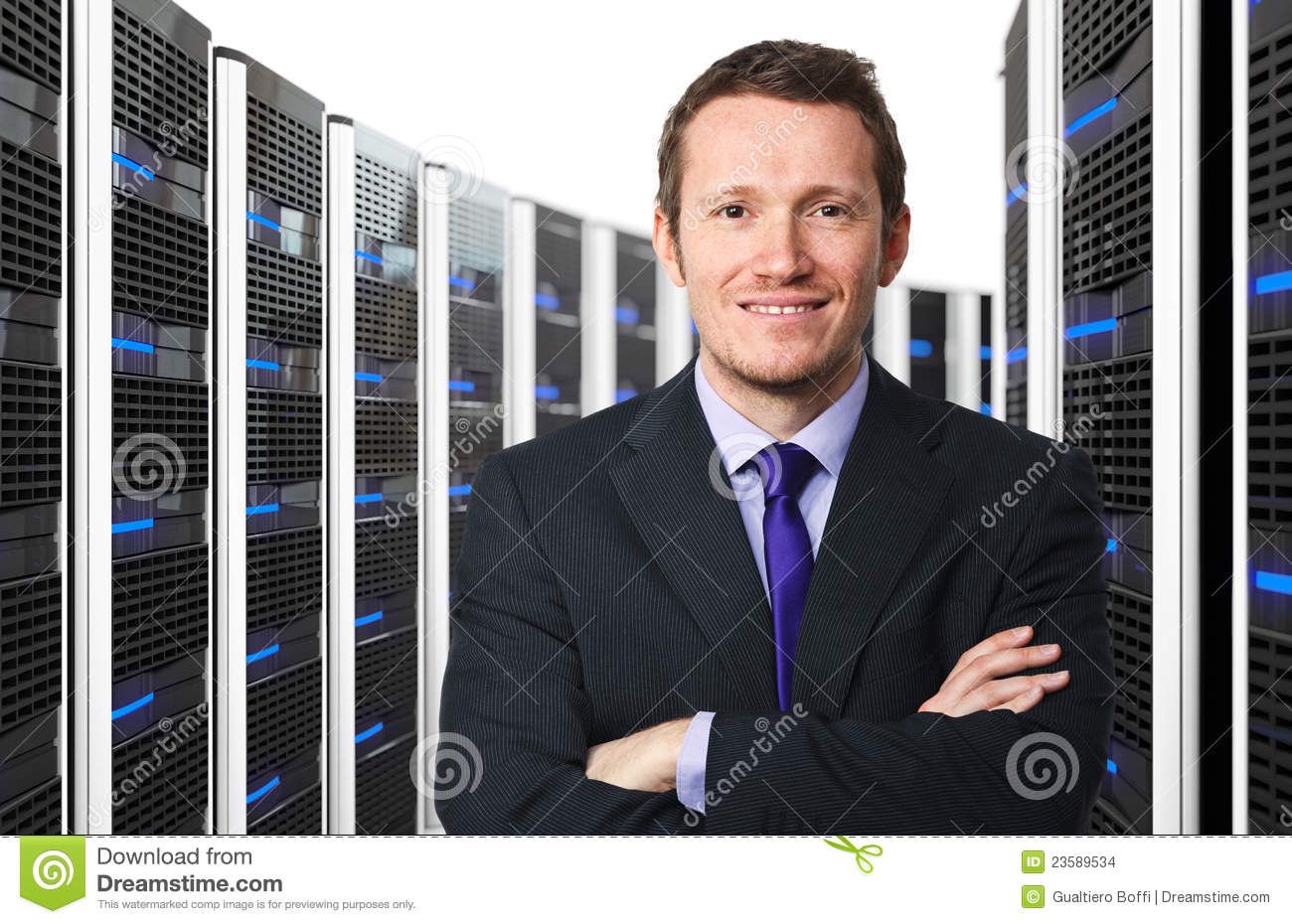 Server 3d and worker