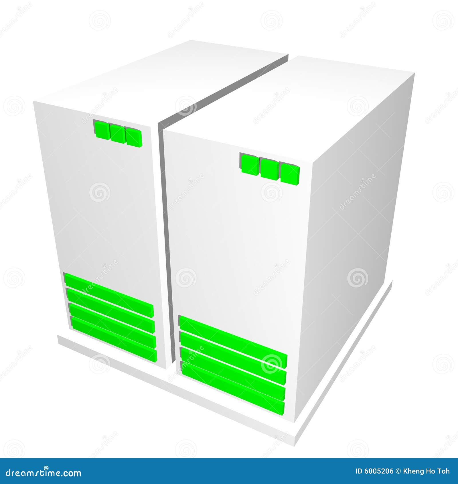 machine server