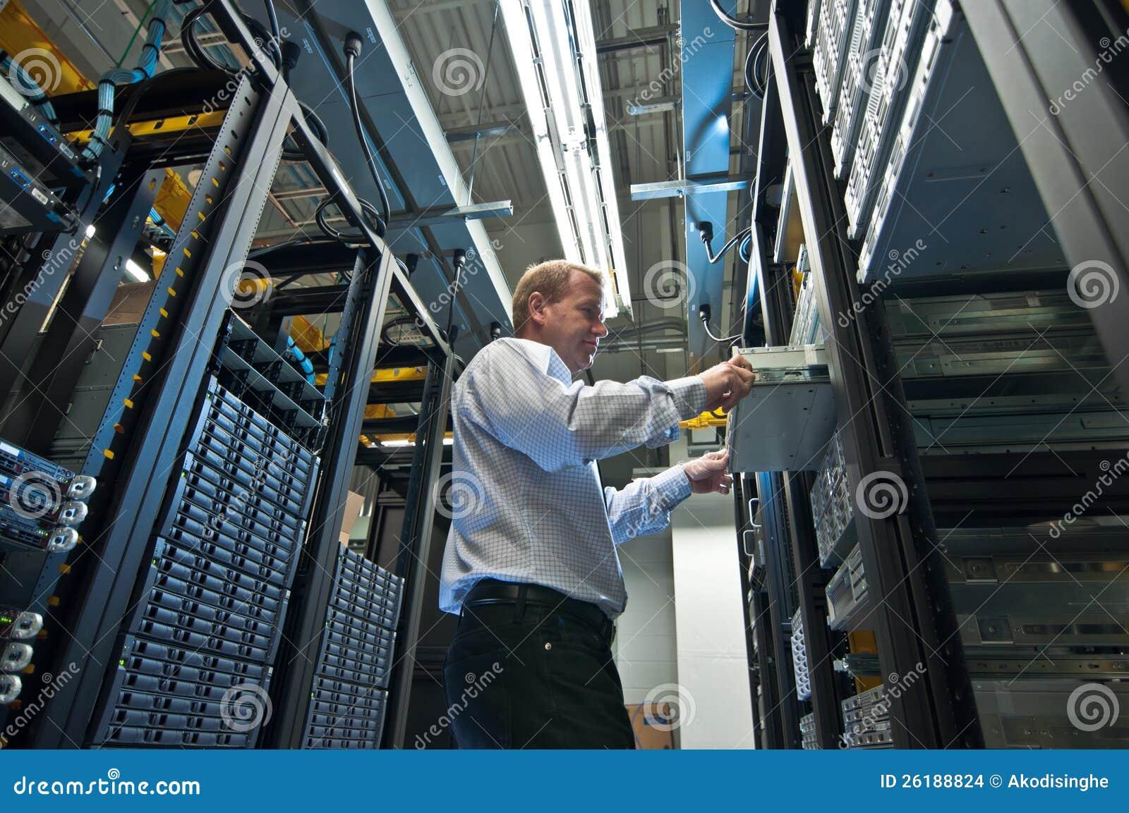 Server-Dynamicdehnung