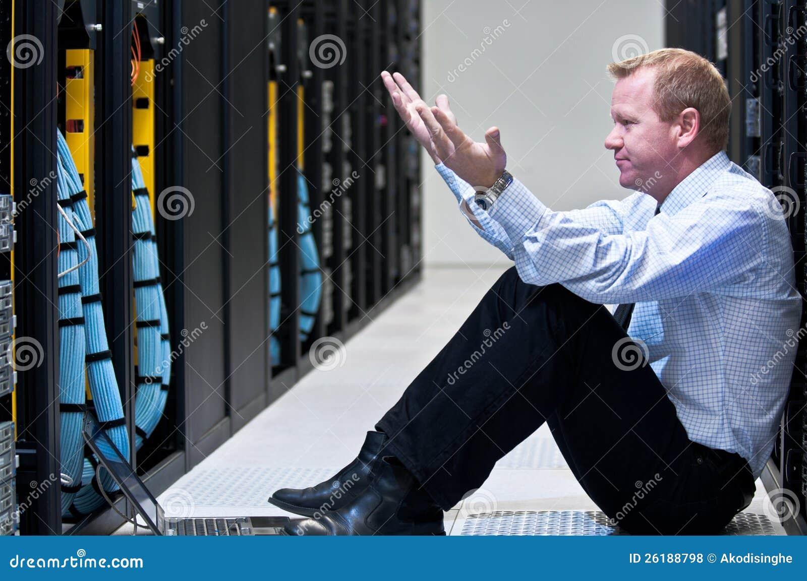Server Failure Royalty Free Stock Photos Image 26188798