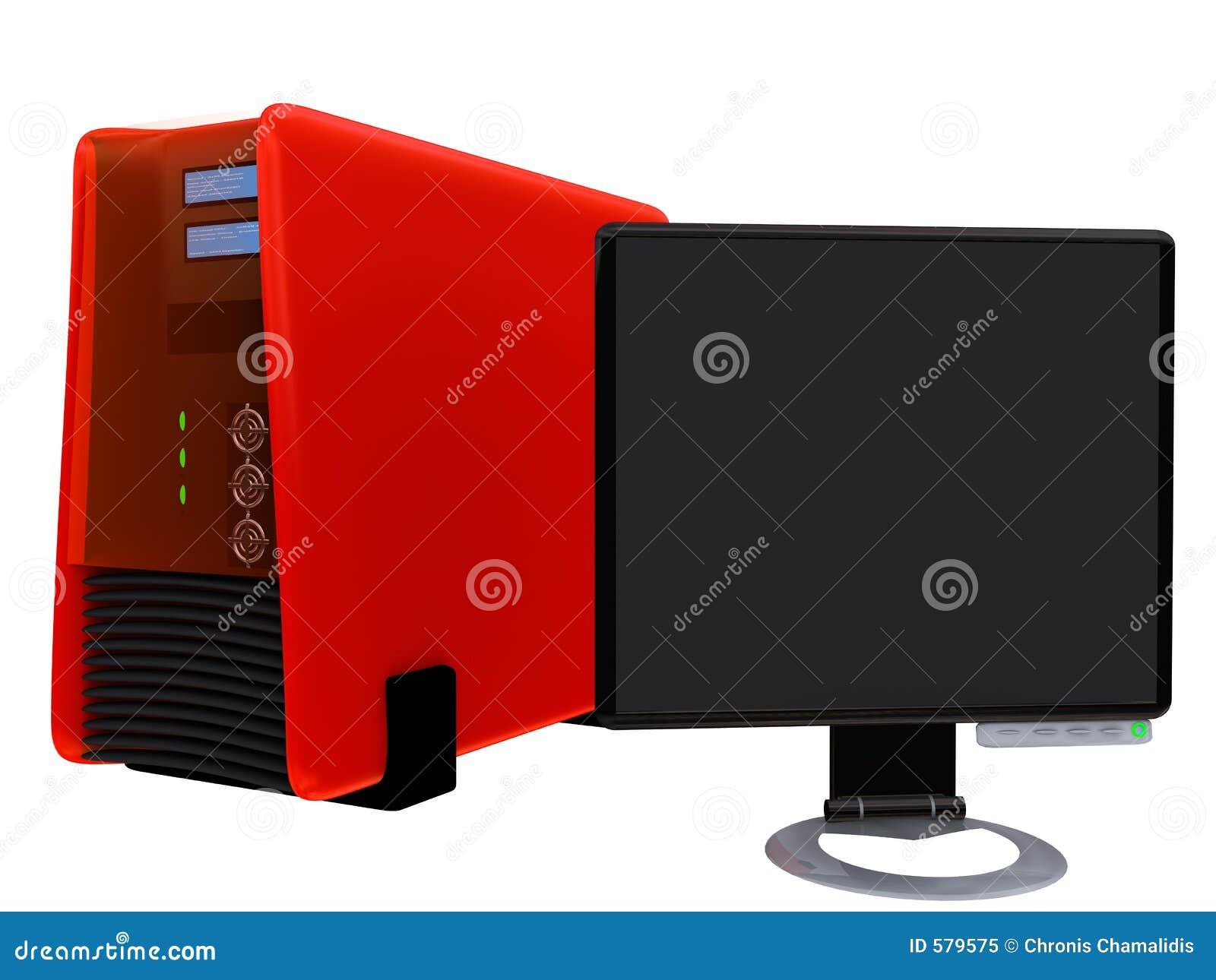 Server Lcd Monitor vol 2