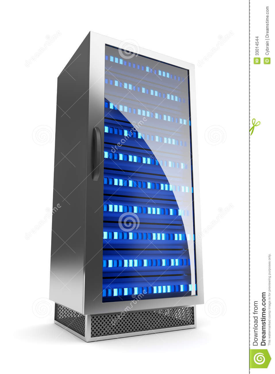 18 computer tower cabinet caisson d boitiers