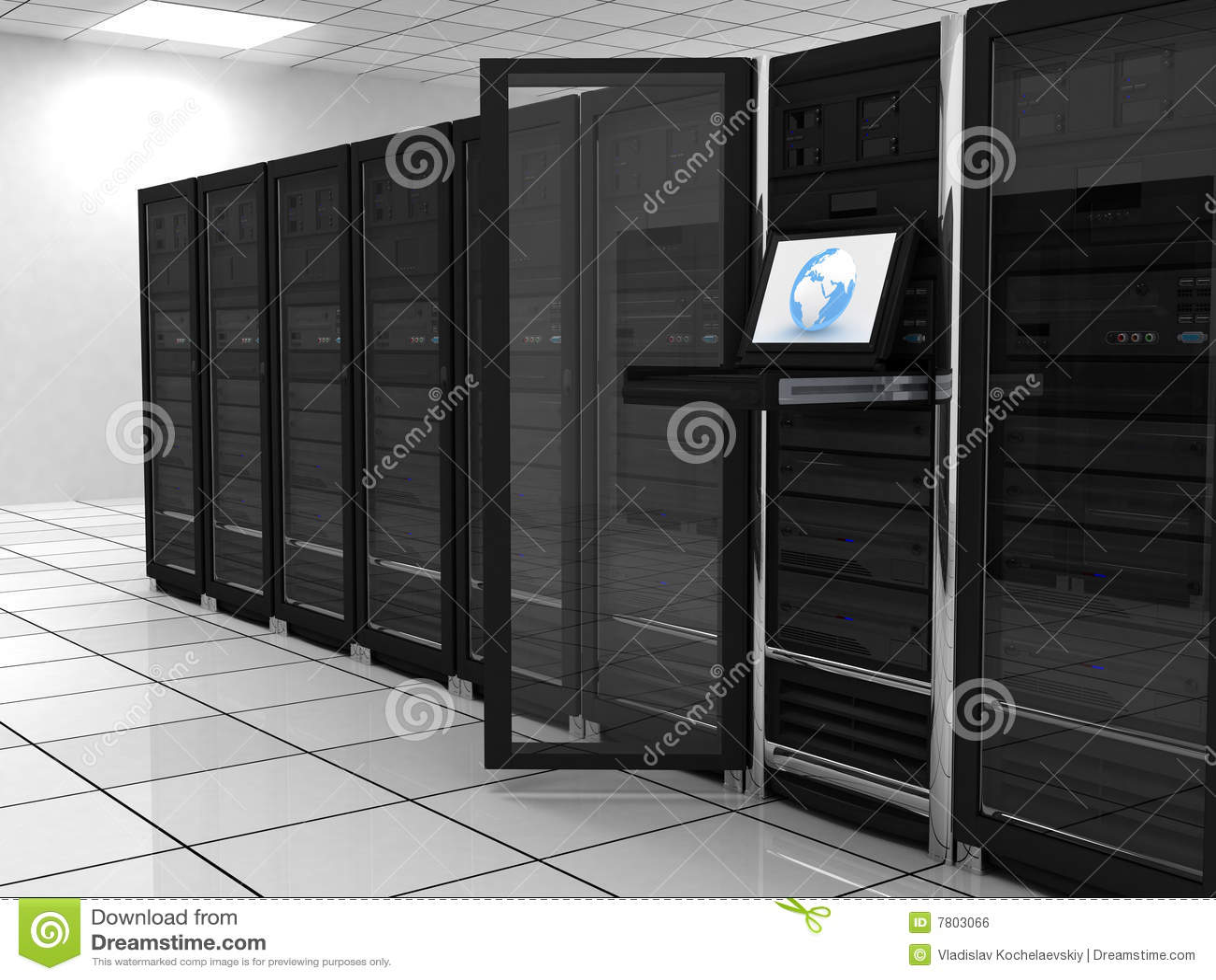 Server-stanza