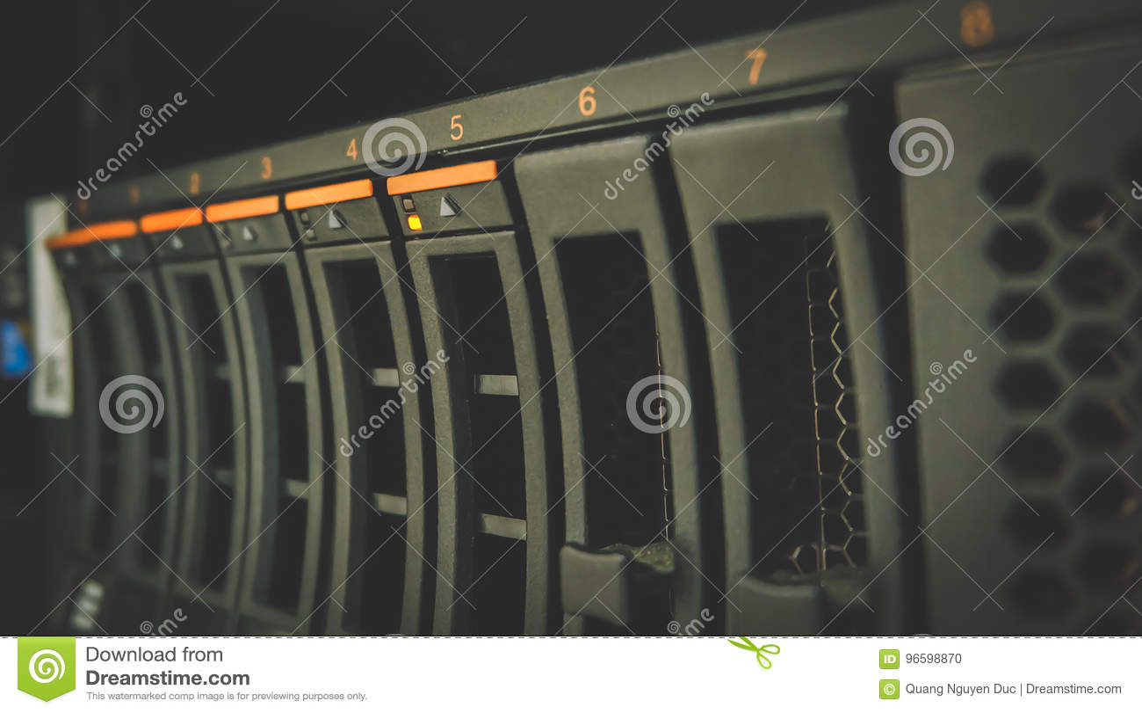 Serverharde schijf
