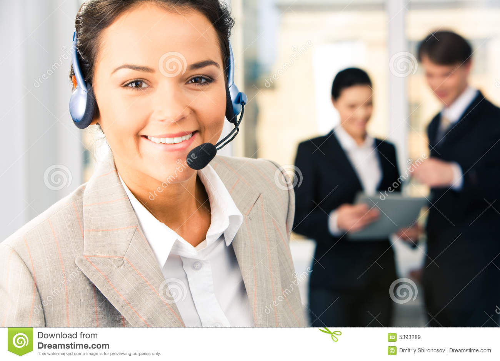 Serviço do apoio a o cliente