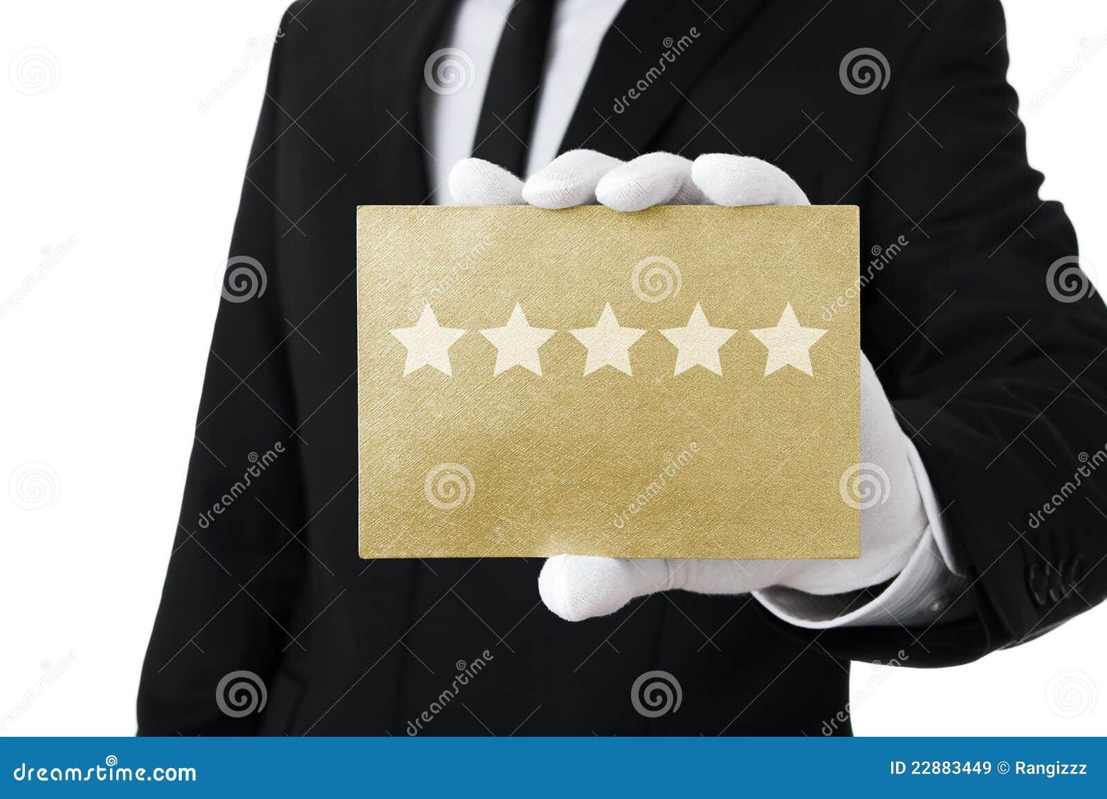 Service de cinq étoiles