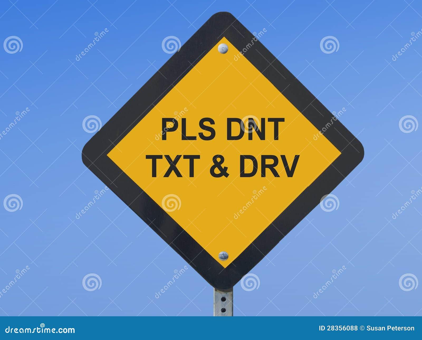 Service de mini-messages de poteau de signalisation