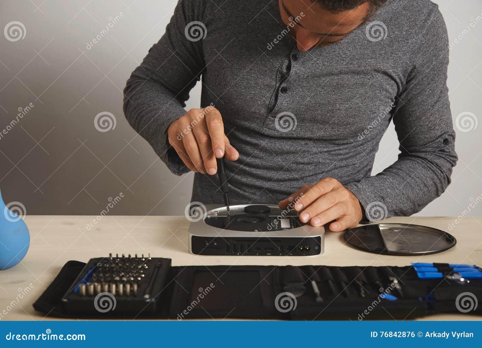 Service de repairment d ordinateur et de téléphone