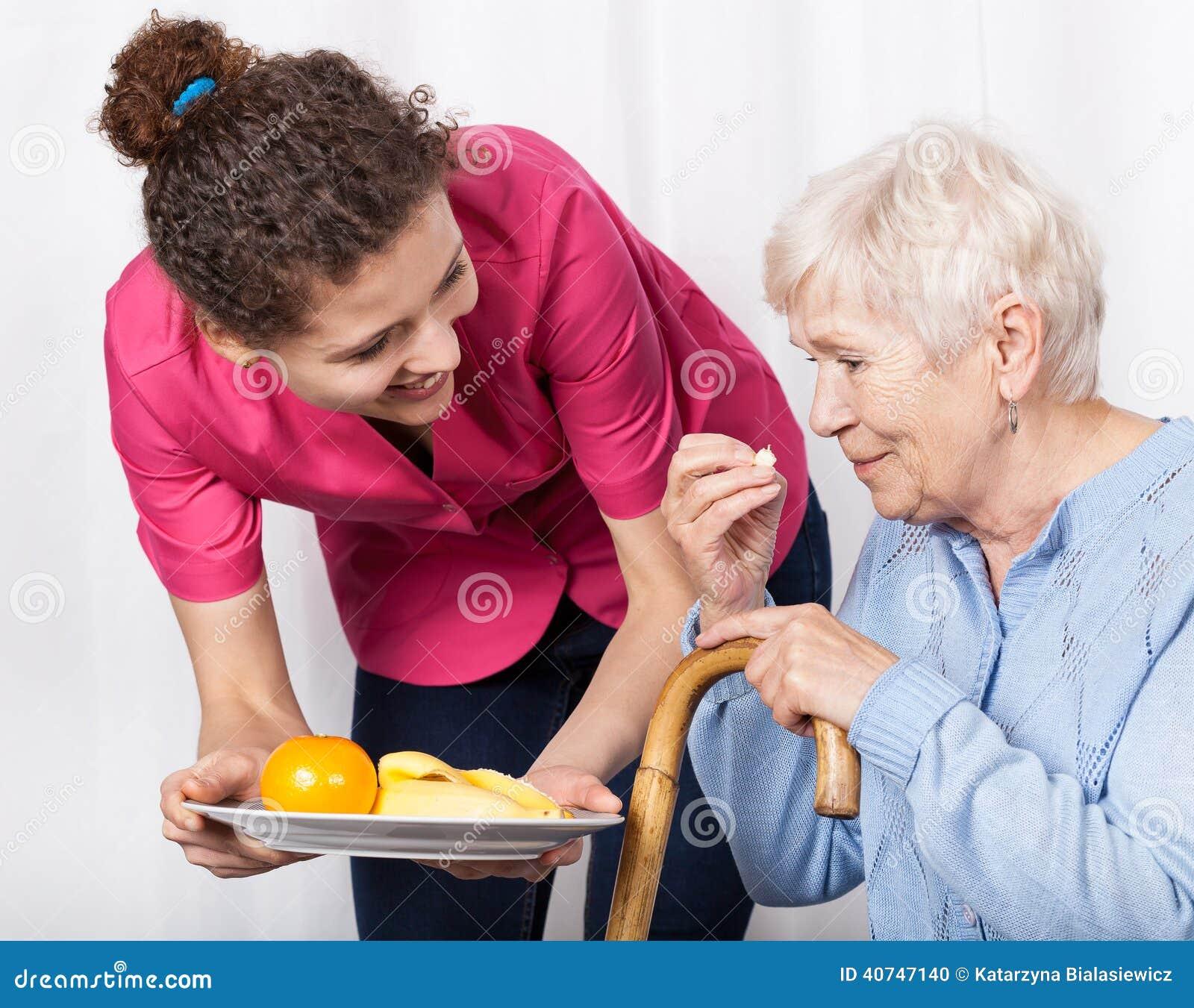 Service de soins à domicile